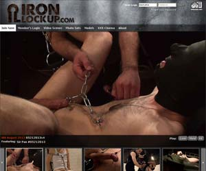 Welcome to Iron Lockup | Pay The Iron Price!